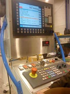 système périphérique de mesure d'épaisseur pour machine outils 5 axes